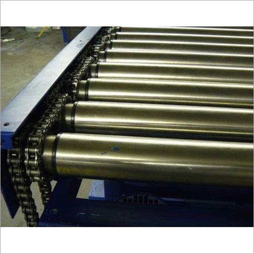 Stainless Steel Power Roller Conveyor