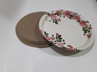 12 Inch BOPP Buffet Plate