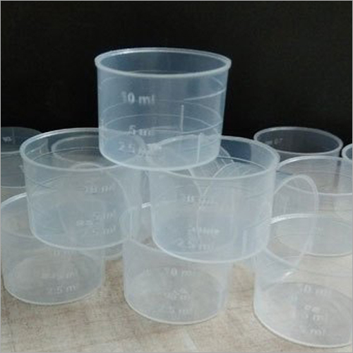 Transparent Measuring Syrup Cup