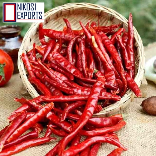 Dry Red Chilli S273