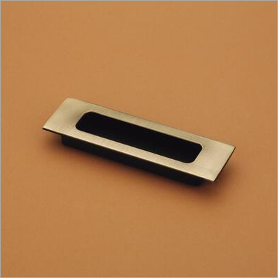 Stainless Steel Recessed Drawer Handle