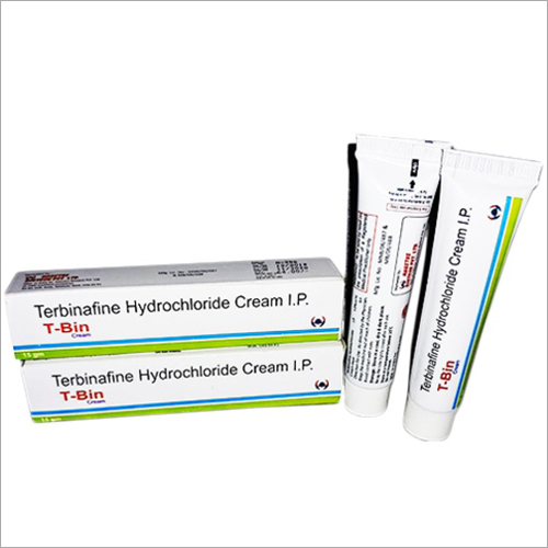 Terbinafine Hydrochloride Cream IP