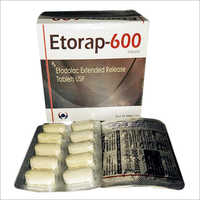Etodalac Extended Release Tablets USP