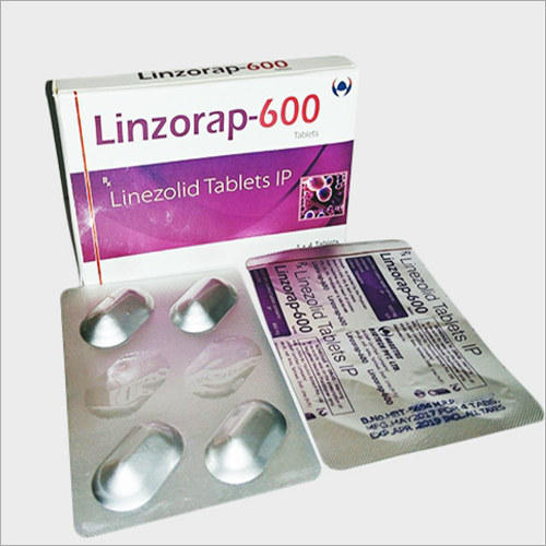 Linezolid Tablets IP