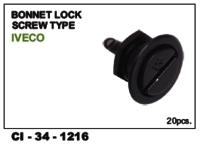 Bonnet Lock Screw Type