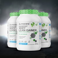 PRO-BOOST WHEY LEAN GAINER (American Icecream) 1 Kg