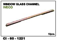Auto Window Glass  Channel