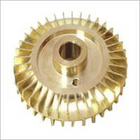 Brass Pump Impeller