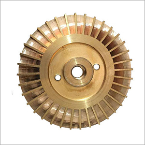 Brass Water Pump Impeller