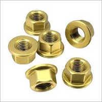 Brass Flange Nut