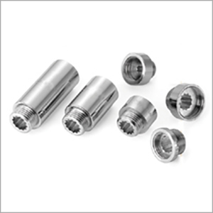 Chrome Plated Brass Extension Nipple