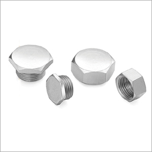 Chrome Plated Brass Stop Plugs