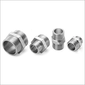 Chrome Plated Brass Hex Adapters