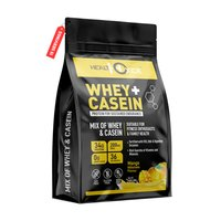 Milk Protein Mix Of Whey & Casein Protein With DHA & Digestive Enzymes