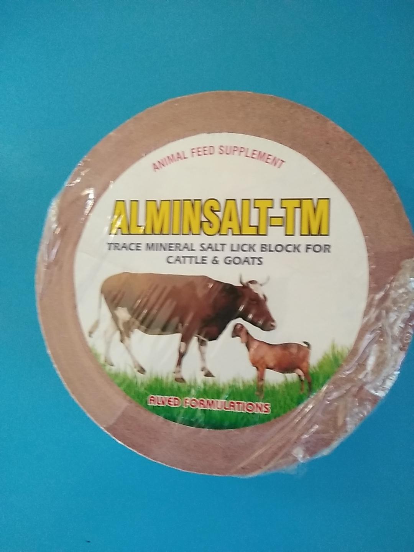 SALT LICK - ALMIN SALT - TM