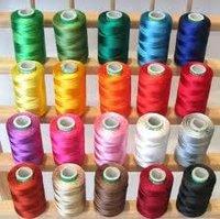 2/42 Spun Polyester Yarn
