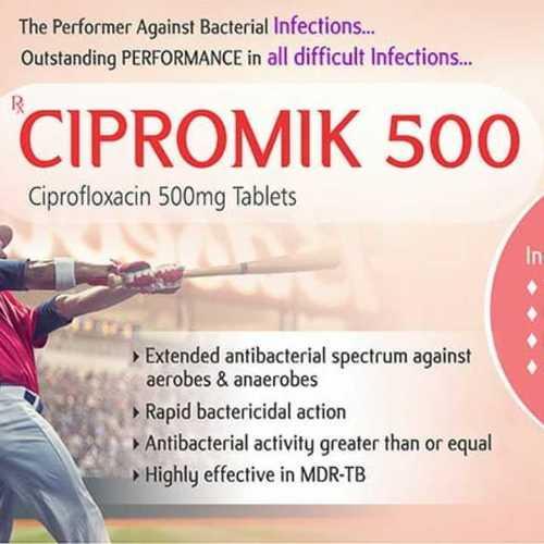 Cipromik 500