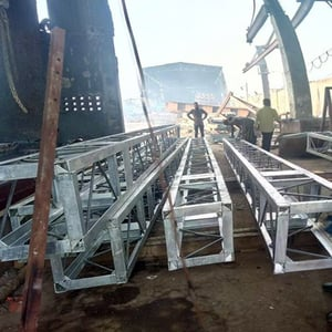 Hot Dipped Galvanizing Service
