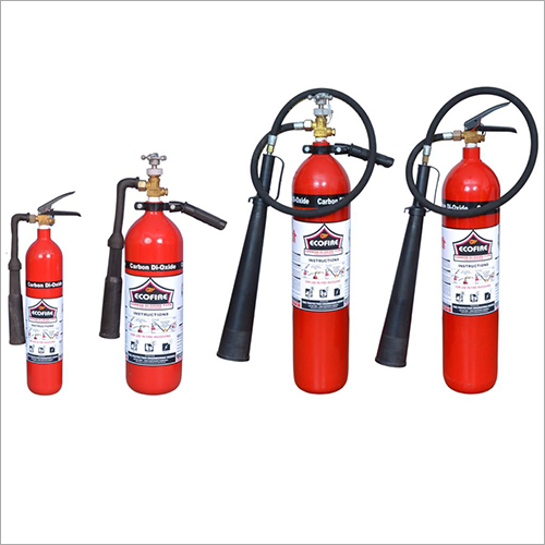 Carbon Dioxide Based Fire Extinguisher