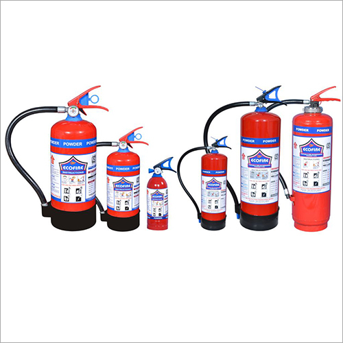 Powder Based Fire Extinguisher