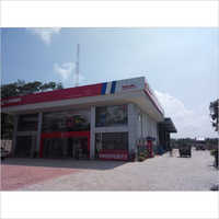 Prefabricated Car Showroom