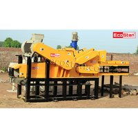 Saw Dust Briquette Machine