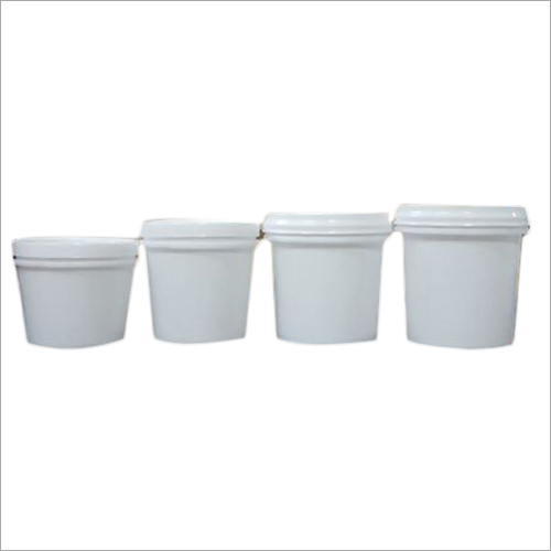 HDPE Grease Container