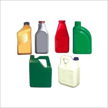 Lubricant HDPE Bottle