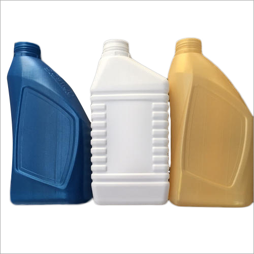 Lubricant Oil HDPE Bottle