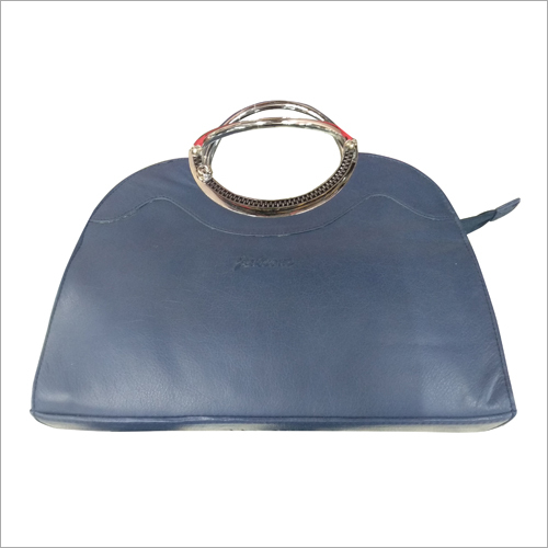 Ladies Leather Hand Bag