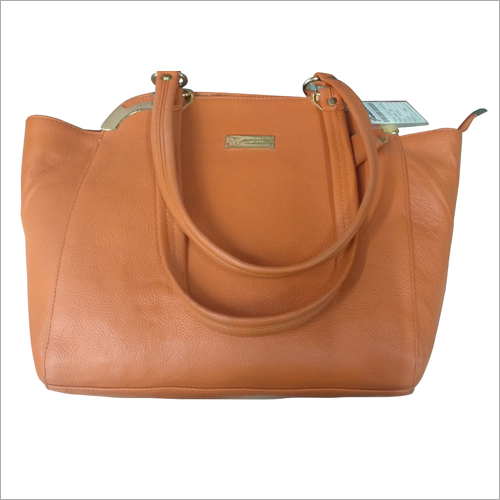 Ladies Shoulder Leather Bag