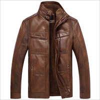 Leather Designer Jacket