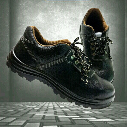 Mens Leather Safety Shoes