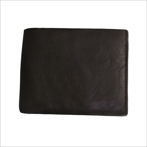Pure Leather Plain Wallet