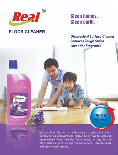 Lavender Flavour Floor Cleaner