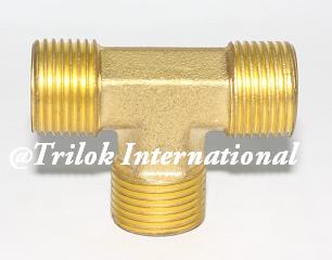 Brass LPG High Pressure Fittings