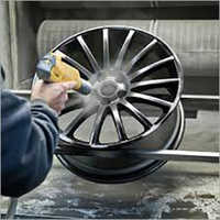 Alloy Wheel Powder Coating Service