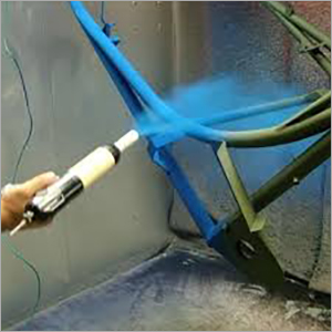 Colour Powder Coating Service