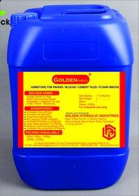 Interlocking Tile Hardener Chemical
