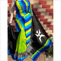Ladies Silk Printed Saree