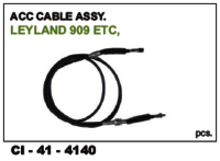 Acc Cable Assy Leyland