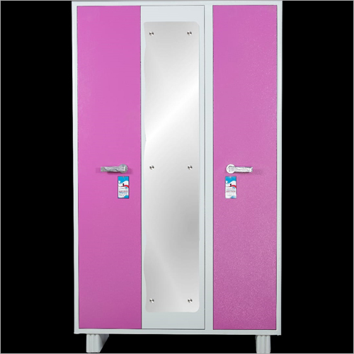Steel Double Door Almirah