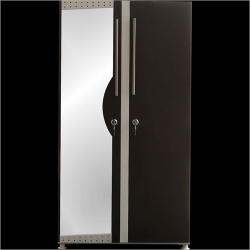 Domestic Double Door Steel Almirah