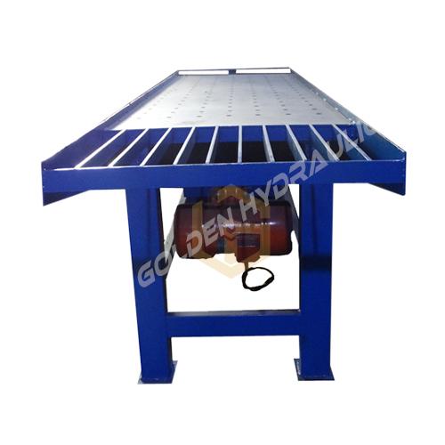 Interlocking Paver Block Vibrating Table