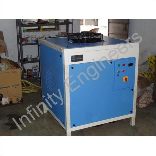Industrial Brine Chiller Plant