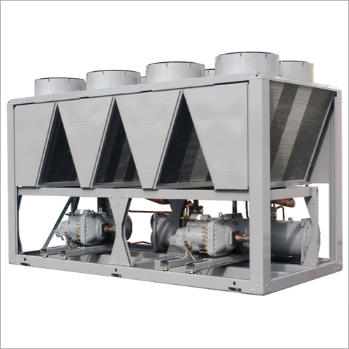 DX Evaporator Screw Chiller