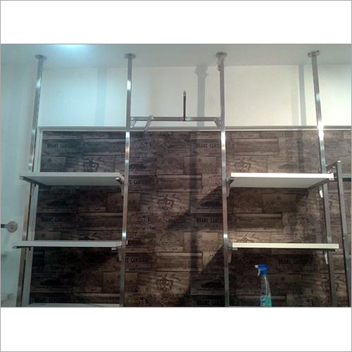 Garment Display Shelves