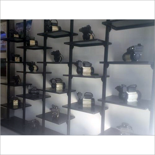 Wall Mounted Display Shelves