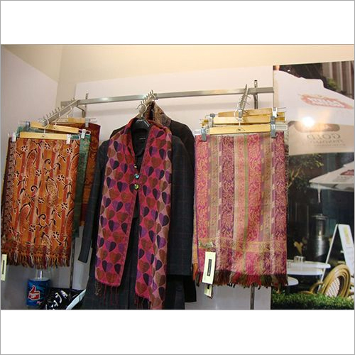 Shawl Display Rack