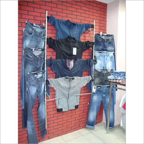 Jeans Steel Display Rack